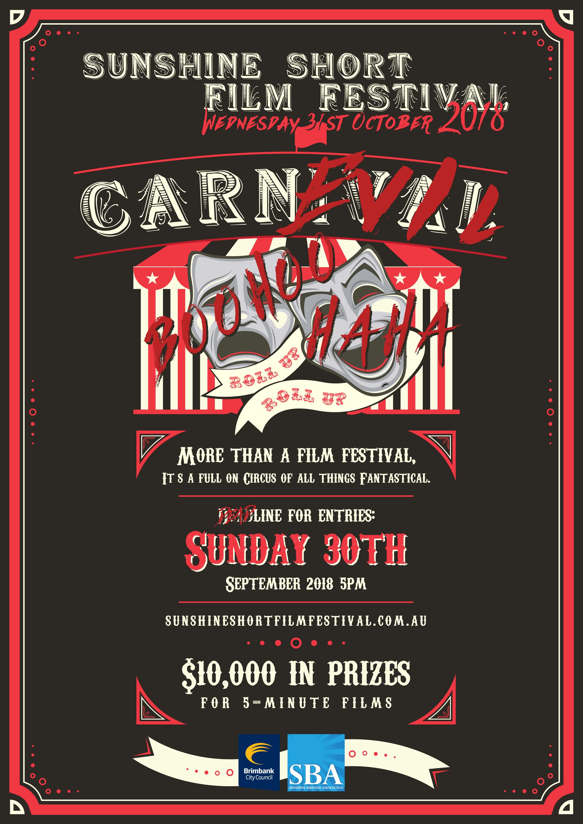 SSFF-2018---Carnevil-Poster-Concept-8