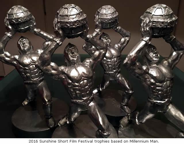 SSFF Trophies