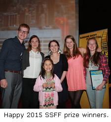 2015 film festival winners