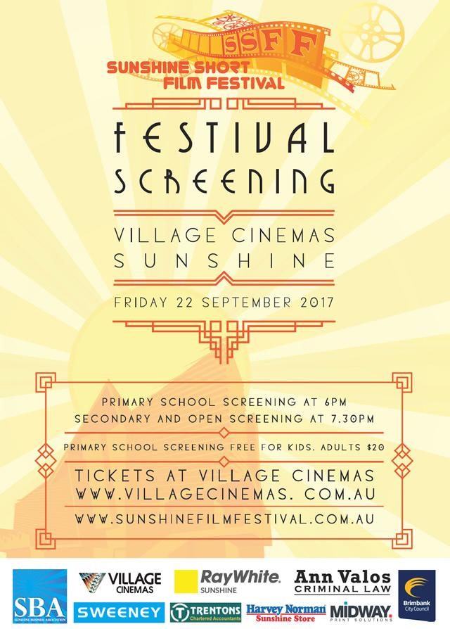 Sunshine Short Film Festival 2017