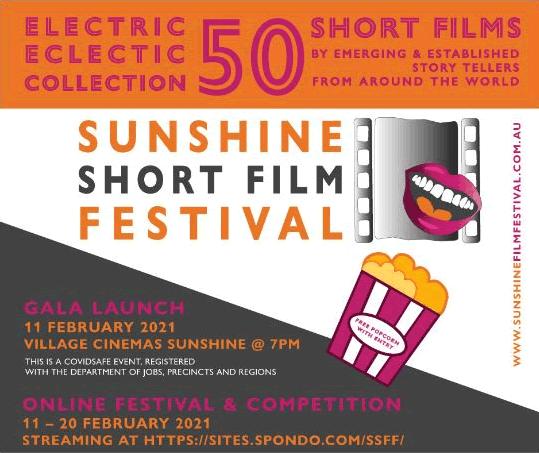 Sunshine Short Film Festival 2021